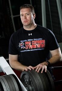 Coach Mike Gough